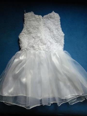 Šaty pro družičku vel. 120, 122