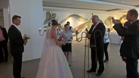 Svadobné šaty 34-38, 36