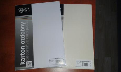 "Texturovaný papír ""plátýnko"" - bílá, ivory,"