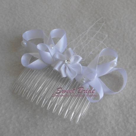Svatební hřebínek Sweet Bride 02-SKLADEM,