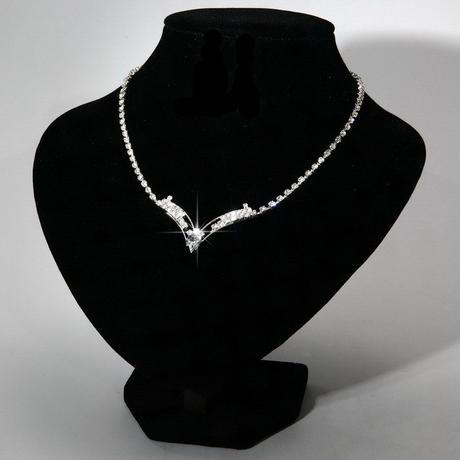 Svatební náhrdelník 40-SKLADEM,