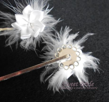 Svatební spona Sweet Bride 09-Skladem,