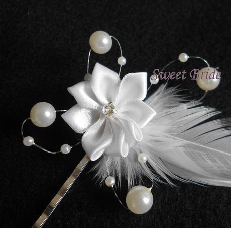 Svatební spona Sweet Bride 10-SKLADEM,