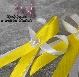 Vývazek žlutý malý 29,