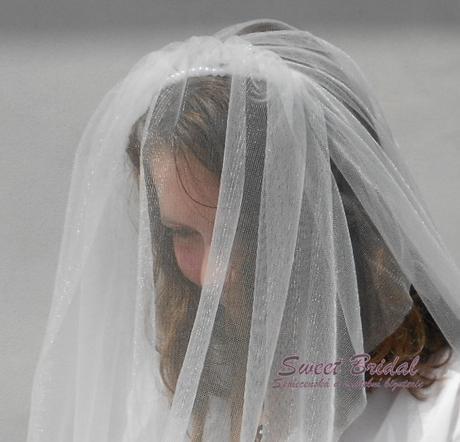 Závoj Sweet Bride 01-SKLADEM,