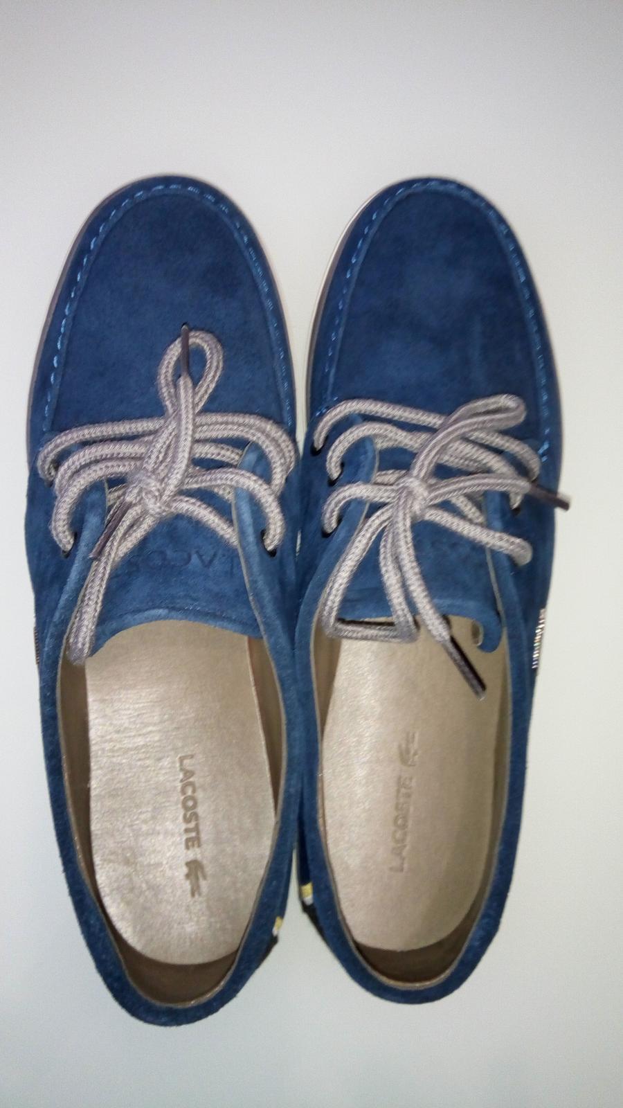 ef4bee4a0197 Pánske lacoste topánky