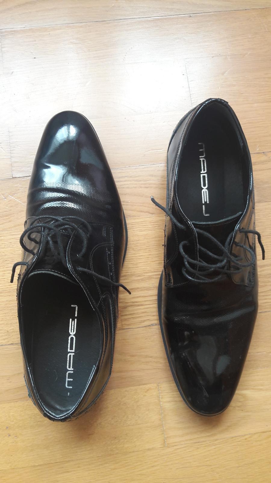 591737c6ed Pánske spoločenské topánky