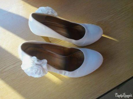 svadobné topánočky, 36