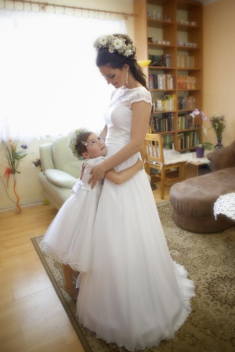 Svadobné šaty, v ktorých zažiarite, 36