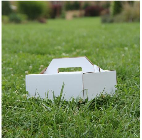 Krabičky na zákusky,