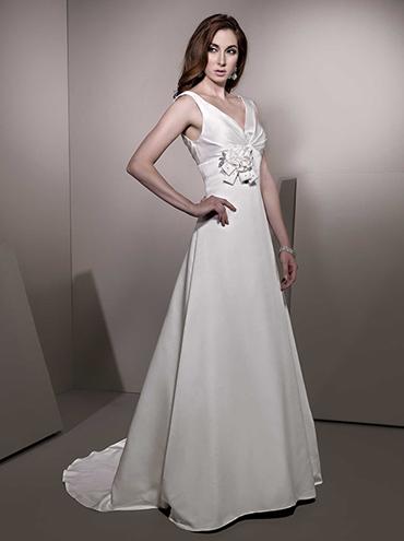 Svatební šaty Ella Rosa Gallery GA2209, 44