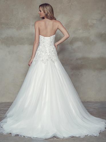 Svatební šaty Mia Solano M1526L, 42