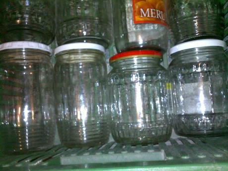0,7l poháre na záváranie s viečkami,