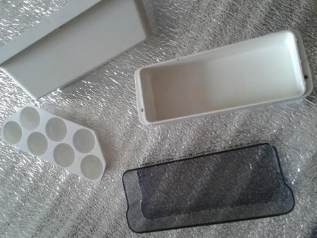 Doplnky do staršej chladničky - Calex Samsung ,