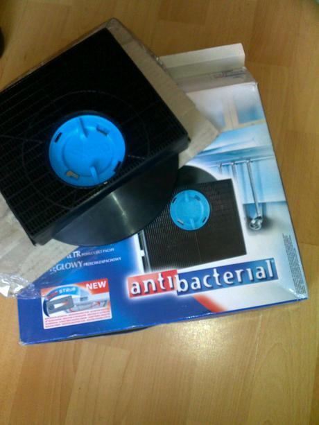 Uhlíkový filter do digestora - nepoužitý,