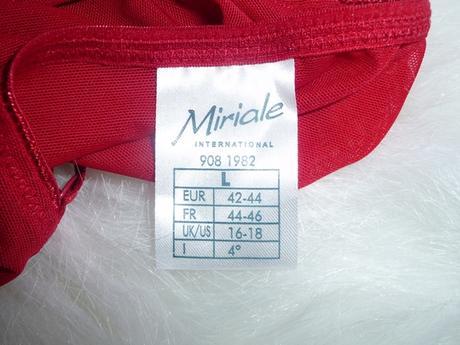 Nenosená košieľka francúzskej značky Miriale, L