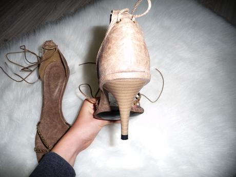 Nenosené sandále, 41