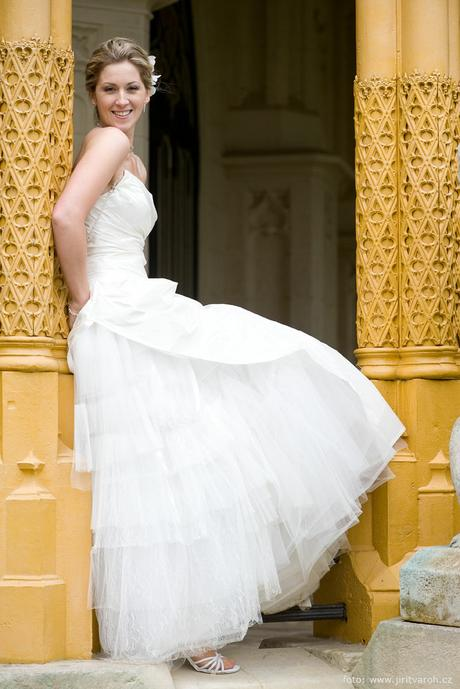 Originální francouzské šaty 2a69d9b48c