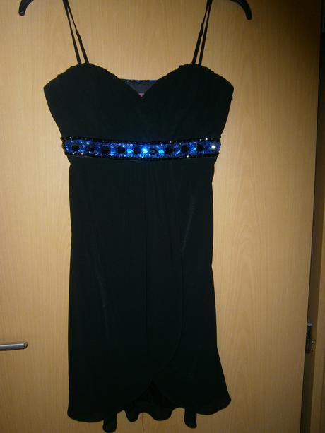šifónové šaty, 40