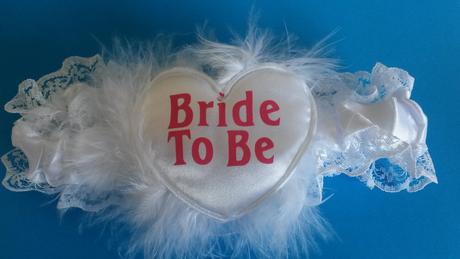 Podvazek Bride to be,