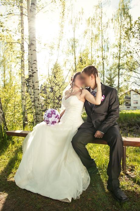Svadobný komplet pre nevestu za SKVELÚ CENU, 38