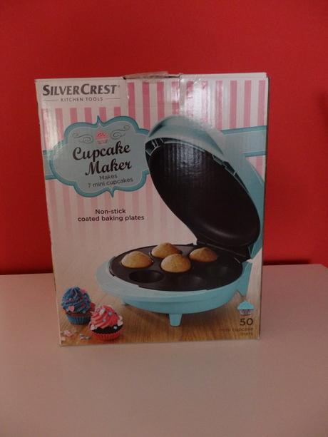 Přístroj na výrobu muffinů ,