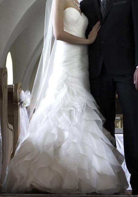 Znackove svadovne saty Rosa Clara, 36