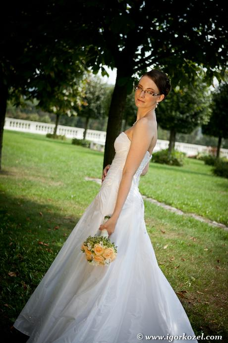 svadobné šaty - Maggie Sottero, model Selena, 38
