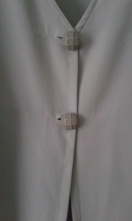 Dámske šaty s bluzónikom, 44