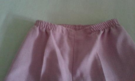 Dievčenské sviatočne nohavice, 116