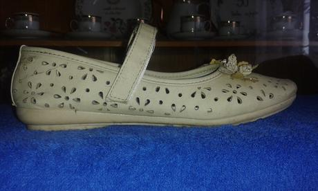 Dievčenské topánky, 36