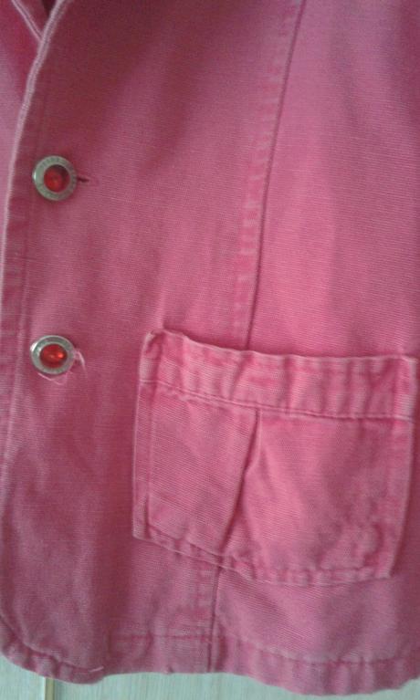 Dievčenský riflový kabátik, 140