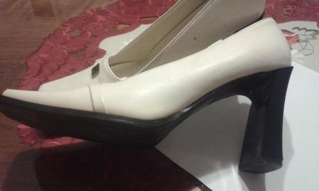 Pekné elegantné dámske topánky topánky, 39