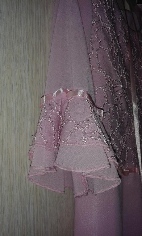 Sviatočné dievčenské šatičky, 134
