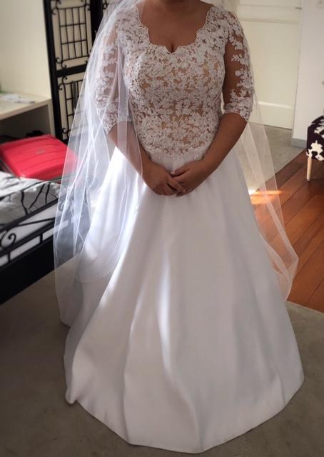 Svadobné šaty na predaj e30b711ae36