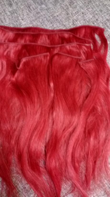 Červene vlásky,