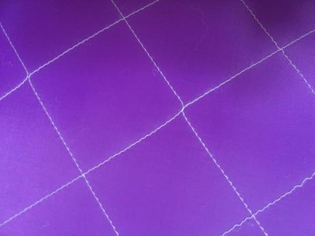 Vankúše fialove 4 kusy,