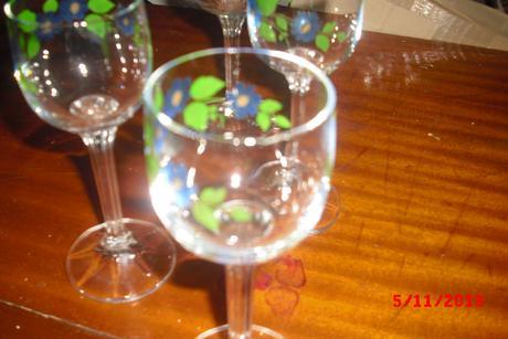 Likérové poháriky,