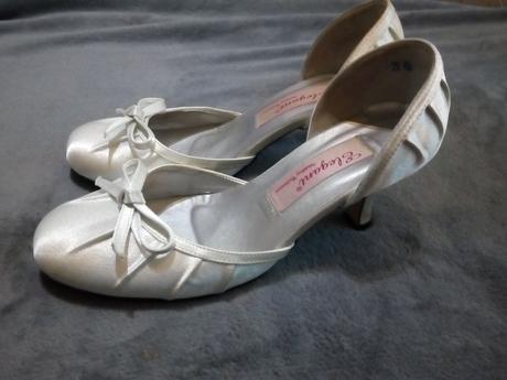 Bílé boty vel.38, 38