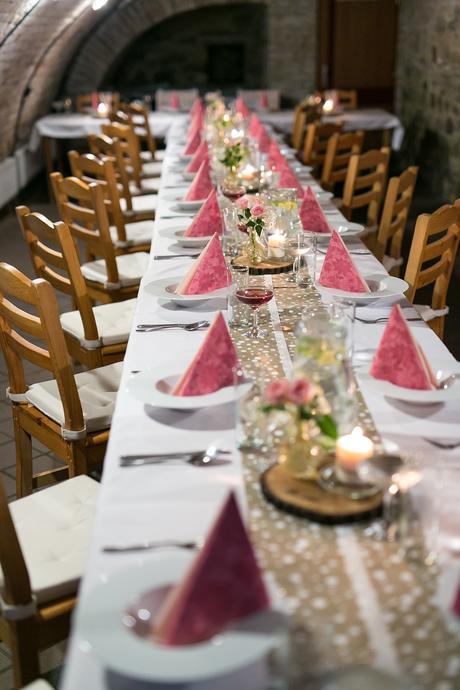 Běhouny na svatební stůl ,