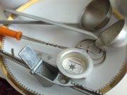 Staré kuchynské náradie,
