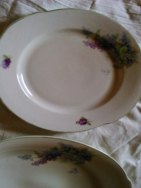 Starožitný porcelán,