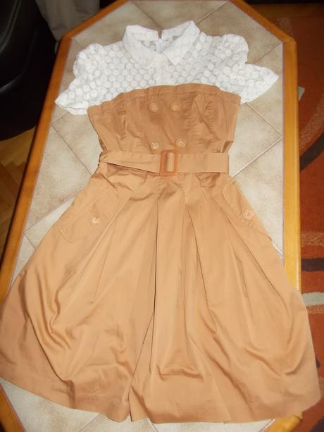 Romantické šaty v. 36-38, 36