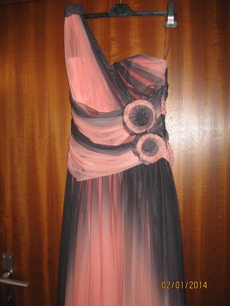 Šaty na stužkovú, 38