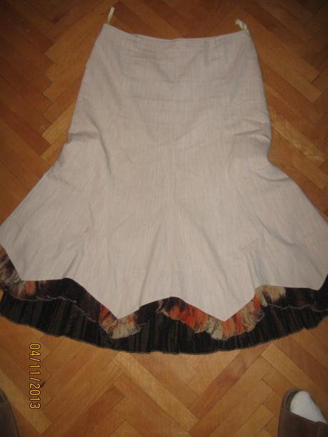 Spoločenská dámska sukňa MARTEJO, L
