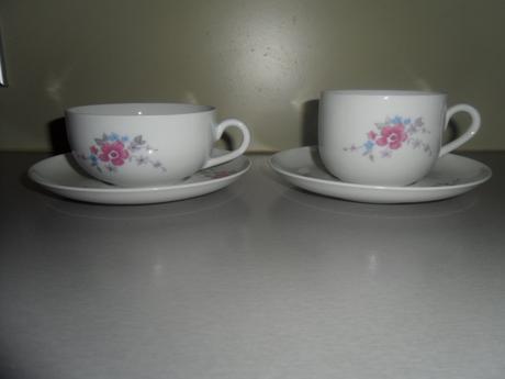 kávová a čajová súprava,
