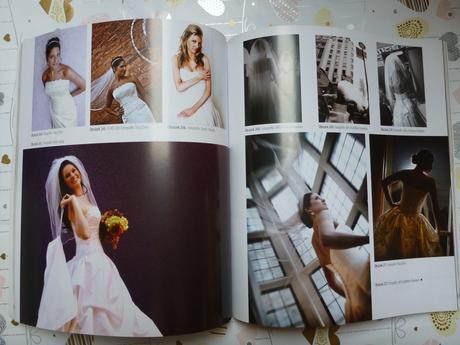 Kniha 500 póz pro svatební fotografie,