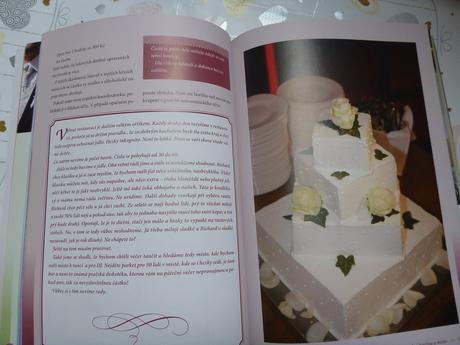 Kniha Svatba,