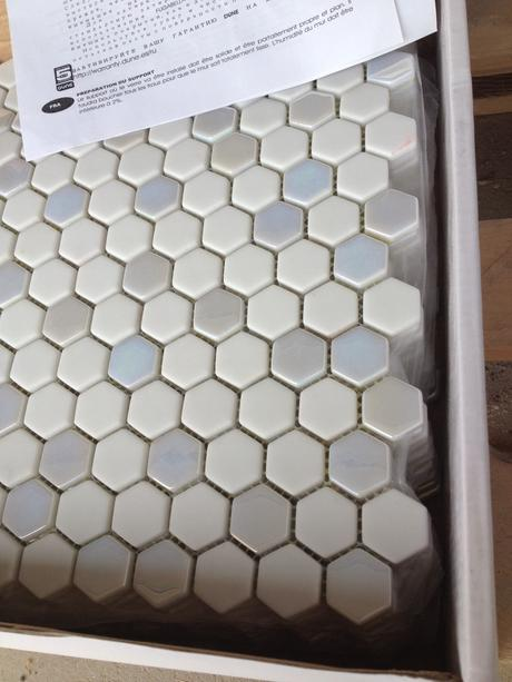 Mozaika Decostock Hexagon,