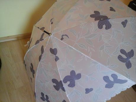 Hodvábny dáždnik,